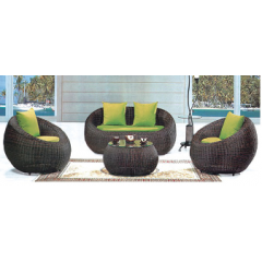 high quality handmade rattan sofa made by wicker