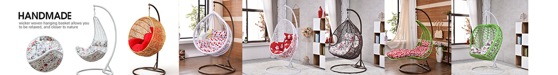Wicker Hanging Chairs